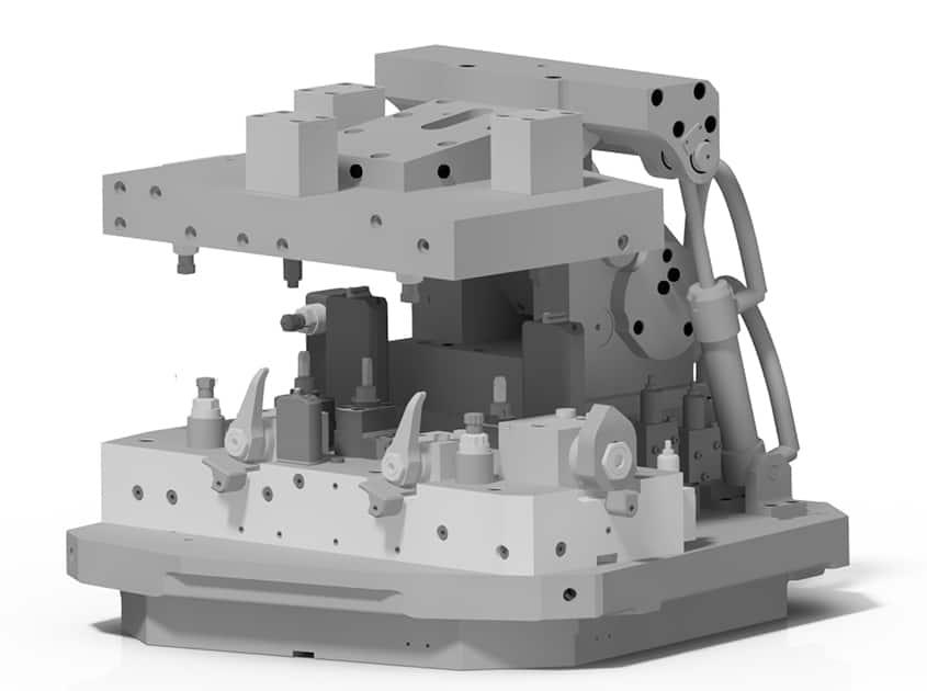 OptiCAMMS Formenbau GmbH Werkzeug aus dem Vorrichtungsbau