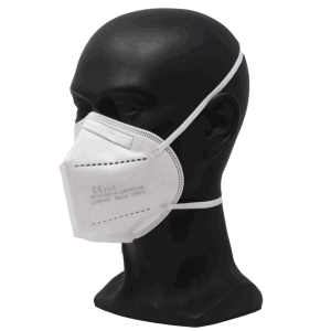 FFP2 Maske mit Kopfband