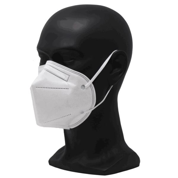 FFP2 Maske mit Ohrenband